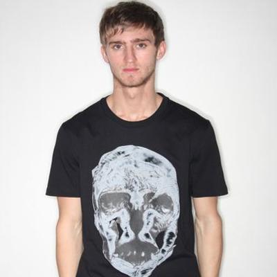 Alexander McQueen Skull T Shirt