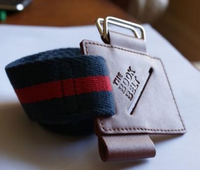 book belt