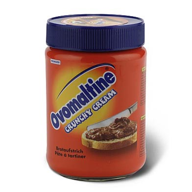 Ovomaltine Crunchy Cream