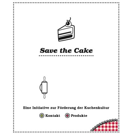 save the cake